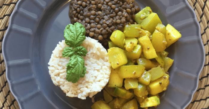 ide o tvoje zdravie - sosovia + ryza