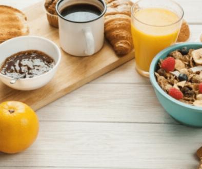 raňajky ide o tvoje zdravie